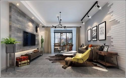30平米单身公寓也可以装修多样化